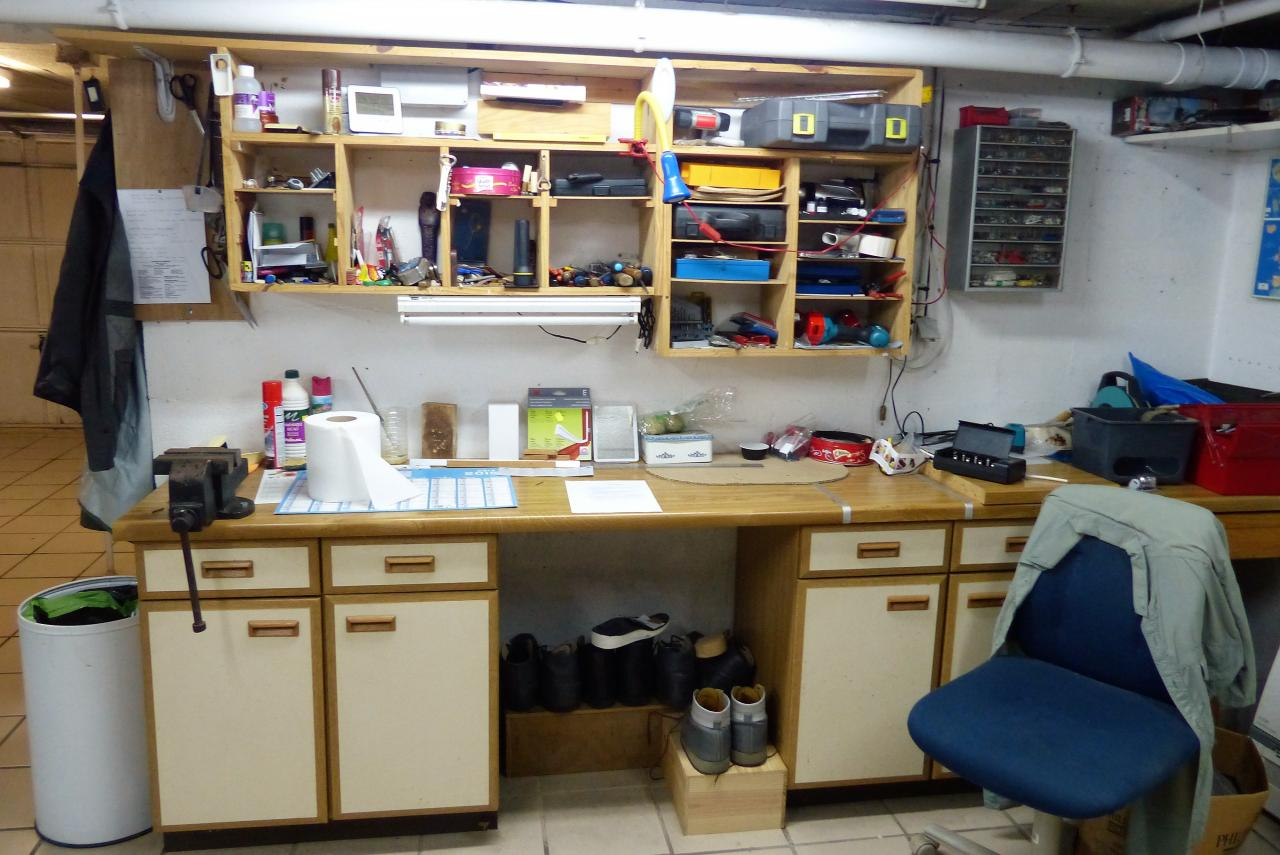 Atelier for Garage chevry cossigny